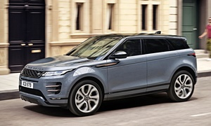 Land Rover Range Rover Evoque Photos