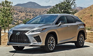 Lexus RX Lemon Odds and Nada Odds