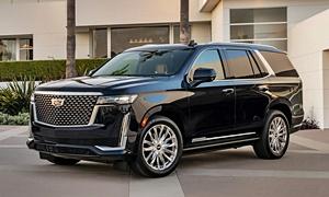 Cadillac Escalade MPG