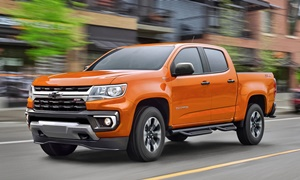 Chevrolet Colorado Reliability
