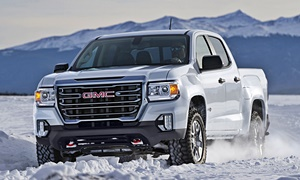 GMC Canyon MPG