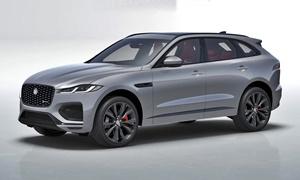 Jaguar F-Pace Reliability