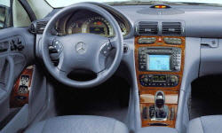 2002 Mercedes-Benz C-Class Gas Mileage (MPG)