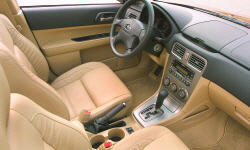 2004 Subaru Forester Gas Mileage (MPG)