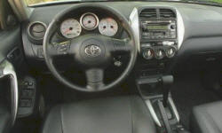 2004 Toyota RAV4 Gas Mileage (MPG)