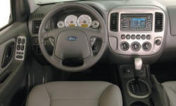 2007 Ford Escape Gas Mileage (MPG)