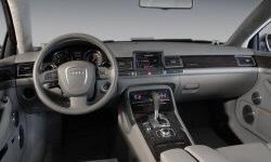 2007 Audi A8 / S8 Gas Mileage (MPG)