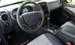Ford Explorer Sport Trac Features