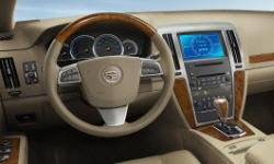 Cadillac STS Features