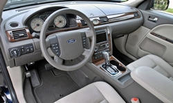 Ford Taurus Features