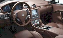 Maserati GranTurismo Features