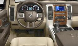 Dodge Ram 1500 vs. Nissan Frontier MPG