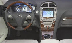 Lexus ES Features