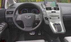 Lexus HS Features
