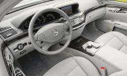 Mercedes-Benz S-Class Specs