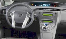 2012 Toyota Prius Gas Mileage (MPG)