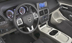 Dodge Grand Caravan Features