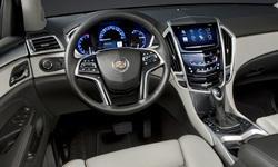 Cadillac SRX vs. Jeep Grand Cherokee MPG