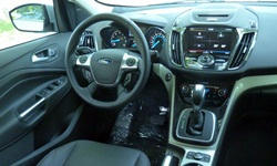 2013 Ford Escape Gas Mileage (MPG): photograph by