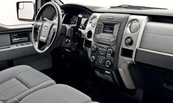 2013 Ford F-150 Gas Mileage (MPG)