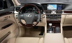 Lexus LS Features