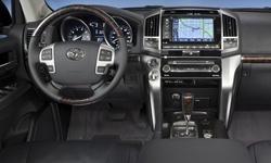 Toyota Land Cruiser V8 Specs