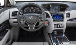Acura RLX Features