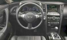 Infiniti QX70 Features