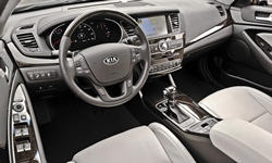 Kia Cadenza Features