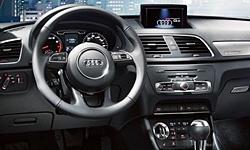 2015 Audi Q3 Gas Mileage (MPG)