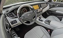 Kia K900 Features