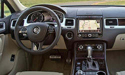 Volkswagen Touareg Features