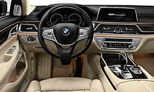 BMW 5-Series vs. BMW 7-Series MPG