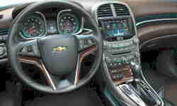 Chevrolet Malibu Limited Features