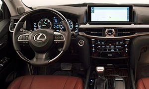 Lexus LX Features