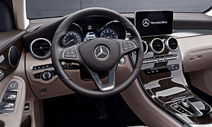 Mercedes-Benz GLC Coupe Specs