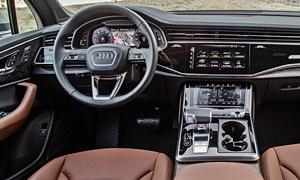 Audi Q7 MPG