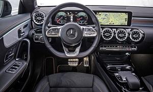Mercedes-Benz CLA Specs