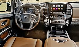 Nissan Titan MPG