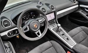 Porsche 718 Spyder Specs