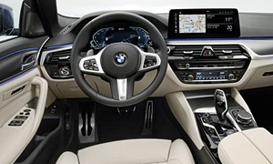 BMW 5-Series Photos