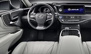 Lexus LS Specs