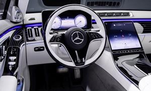 Mercedes-Benz Maybach S-Class Specs