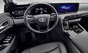 Toyota Mirai Specs