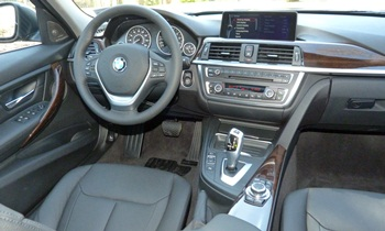 3-Series Reviews: 2012 BMW 328i Luxury Line interior
