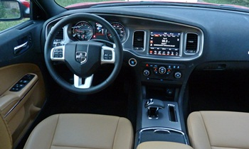 Charger Reviews: 2012 Dodge Charger SXT Plus interior