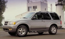 2001 Ford Explorer Sport (2-door) Repair Histories