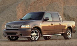 2002 Ford F-150 Repair Histories
