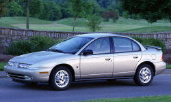 2000 Saturn S-Series  Problems