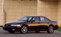 Cadillac Seville MPG: Real-world fuel economy data at TrueDelta